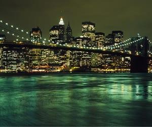 beautiful, black, and bridge image