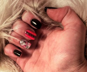 nails, polishnails, and beautynails image