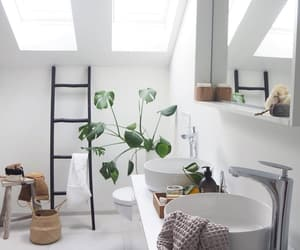 bathroom, décoration, and home image