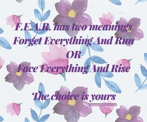 choice, Mantra, and quote image