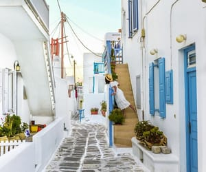 Greece, travel, and photography image