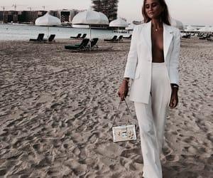 fashion and beach image