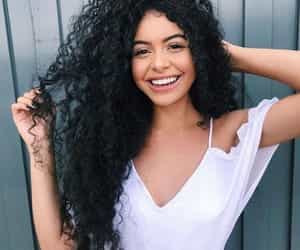 article, beauty, and curls image