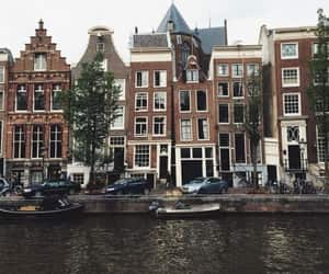 amsterdam, books, and europe image