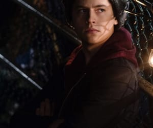 cole sprouse, riverdale, and jughead jones image