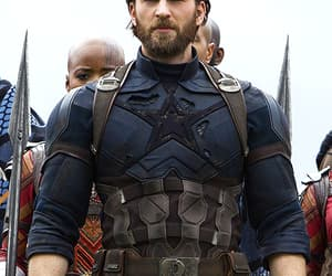 chris evans, actor, and Avengers image