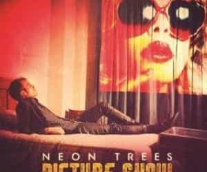 glasses, neontrees, and sunglasses image