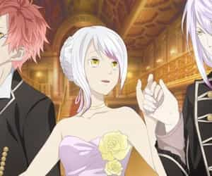 anime, diabolik lovers, and carla tsukinami image