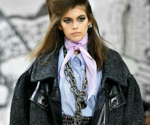 fashion, miu miu, and runway image