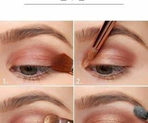 makeup and bronze image