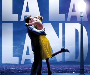 romantic, la la land, and musical image