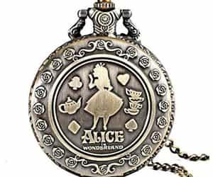 alice, disney, and heart image