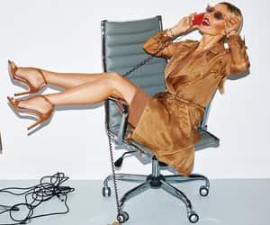 blonde, diva, and fashion image
