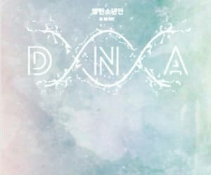 DNA, bts, and pastel color image