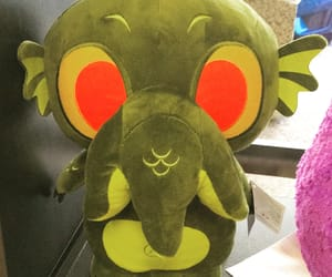 cthulhu, plush, and monster image
