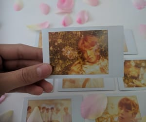 etsy, bts v, and bts polaroids image
