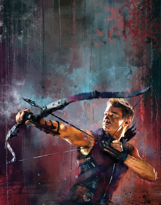 Marvel, hawkeye, and Avengers image