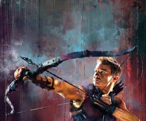 Marvel, hawkeye, and Avengers image
