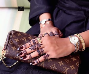 bag, Louis Vuitton, and rolex image