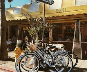 bicycle, foodie, and vintage image