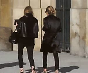 fashion, girls, and olsen twins image