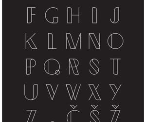 alphabet, idea, and letters image