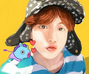 daydream and jhope image