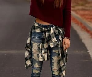 casual, inspiration, and clothes image