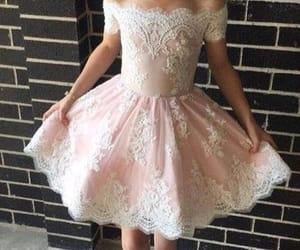 party dress, homecoming dress, and graduation dress image