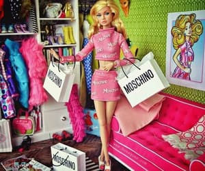 barbie, closets, and clothes image