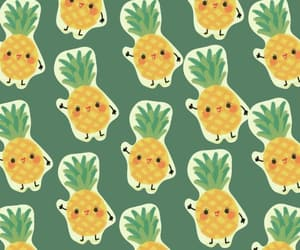 patron, pattern, and pineapple image