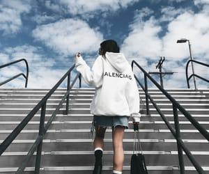 Balenciaga, hoodie, and whatiwore image