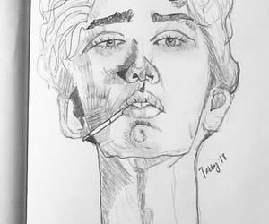 art, guys, and draw image
