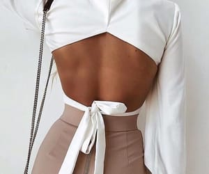 back, chic, and inspiration image