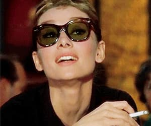 50s, audrey hepburn, and funny image