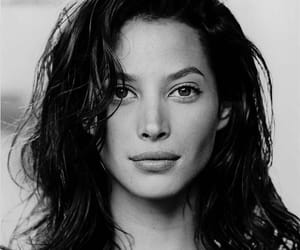 fashion, beauty, and Christy Turlington image