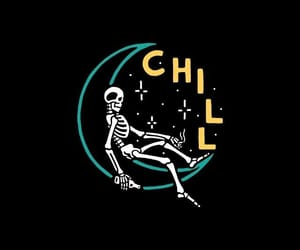 chill and art image