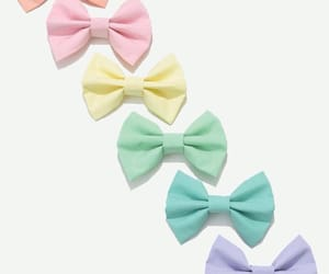 accessories, colors, and pastel colors image