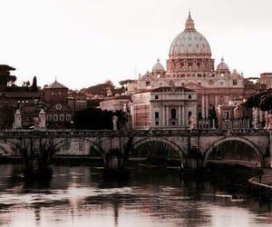 beautiful, bridge, and church image