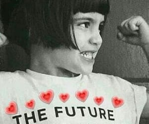 brave, confidence, and girl image