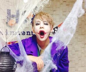 Halloween, v, and bts image