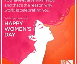 news, happy women's day, and newsroompost image