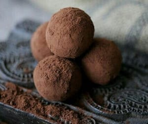 chocolate, cocoa, and food image