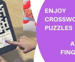 word search puzzles, easy crossword puzzles, and daily crossword puzzle image