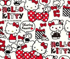 hello, kitty, and sanrio image