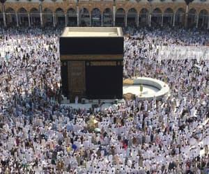 makkah, khana ka'aba, and مكه image