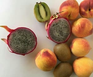 FRUiTS, kiwi, and peach image