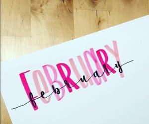 february, ideas, and inspiración image