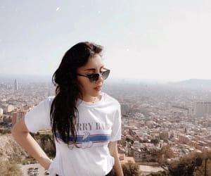 Barcelona, shooting, and happy girl image