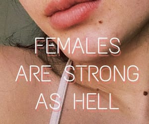 aesthetic, positive, and feminism image